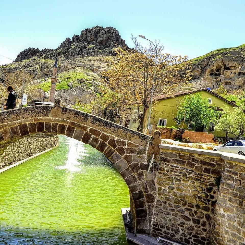 Konya'da gidilesi bir yer ; Sille