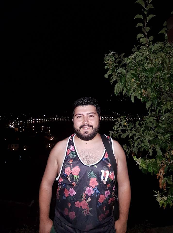 Ohrid'e geldik